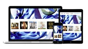 responsive website designer
