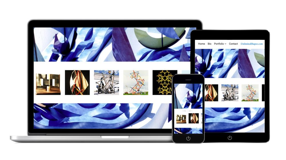 responsive website designer